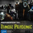 CDC Centers of Disease Control is Worried about Zombies