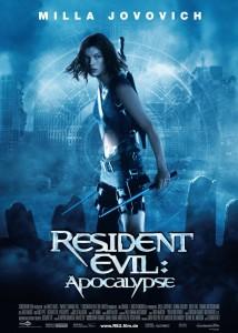 Resident Evil Apocalypse Movie Poster