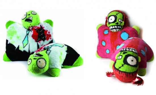Cute Zombie Plush Pillows