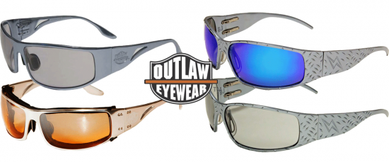 OutLaw Eyewear Sunglasses - Protection from the Apocalypse