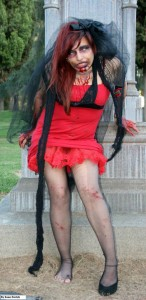 3rd Annual Inland Empire Zombie Beauty Pageant.