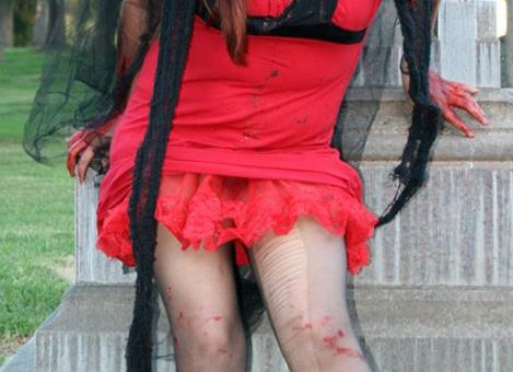 Forbidden Panel Presents the 3rd Annual Zombie Beauty Pageant in Redlands, Calfornia