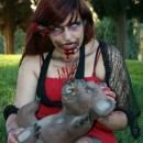 Zombie Cosplague with Pauline